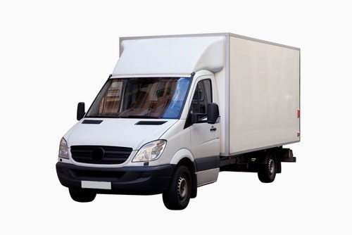 Luton Removal Van