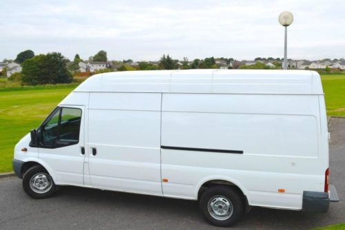 Renting a man with a van in Ireland