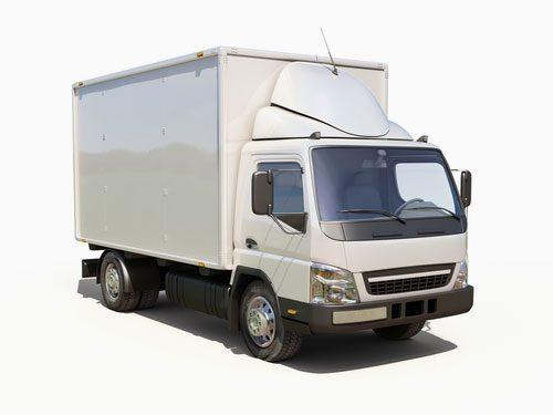 Luton Lorry Removal Van