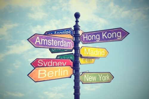 Moving abroad to another country