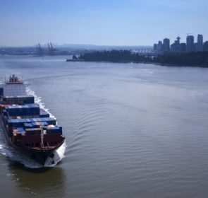 Container shipping for international removals