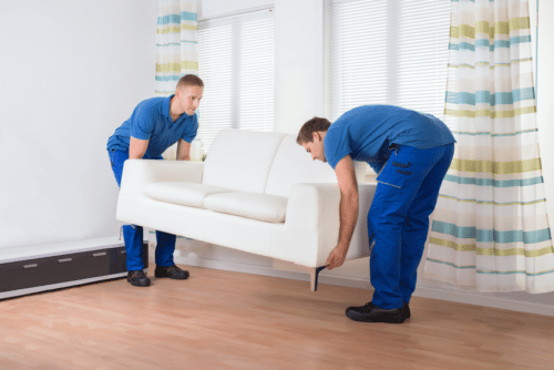 Furniture movers; furniture removal