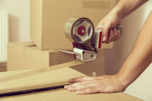 Packing services - moving services