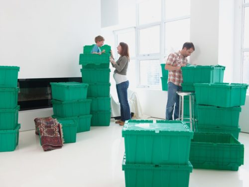 Environmentally friendly packing supplies