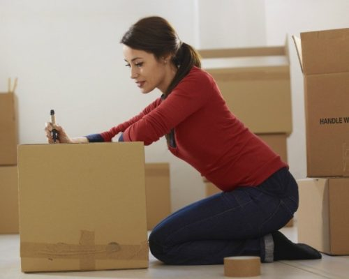 Packing tips: label your moving boxes